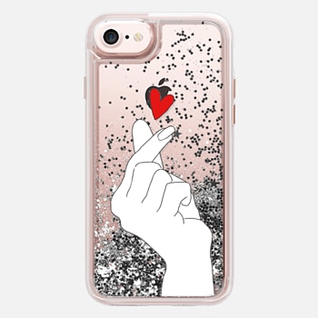 iPhone 7 Case Tiny Hearts