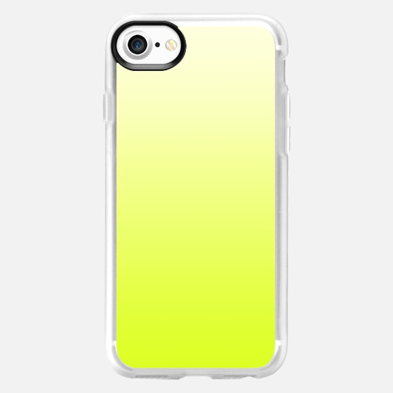 Cool Sunshine Summer Yellow Gradient -