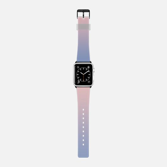 Rose Quartz Serenity Blue Simple Gradient  -