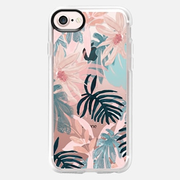 iPhone 7 Case Pink Spring by Chloe Hall