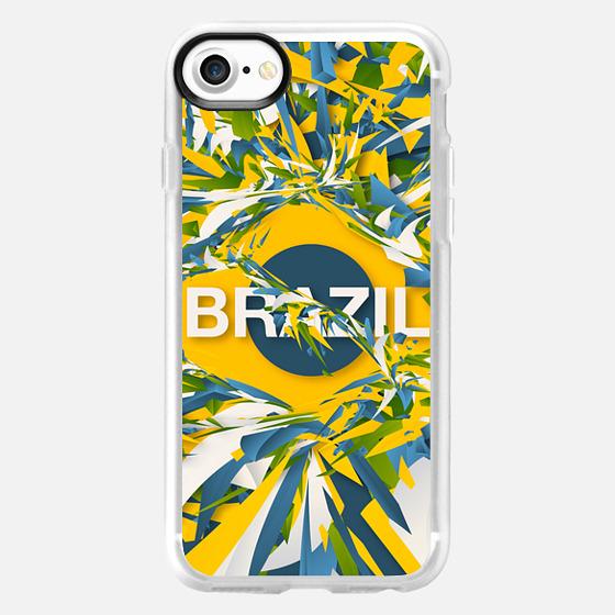 Brazil - Wallet Case