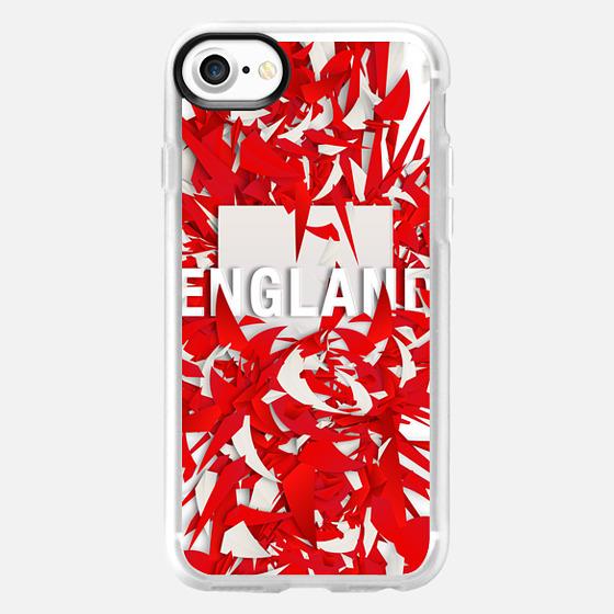 England - Wallet Case