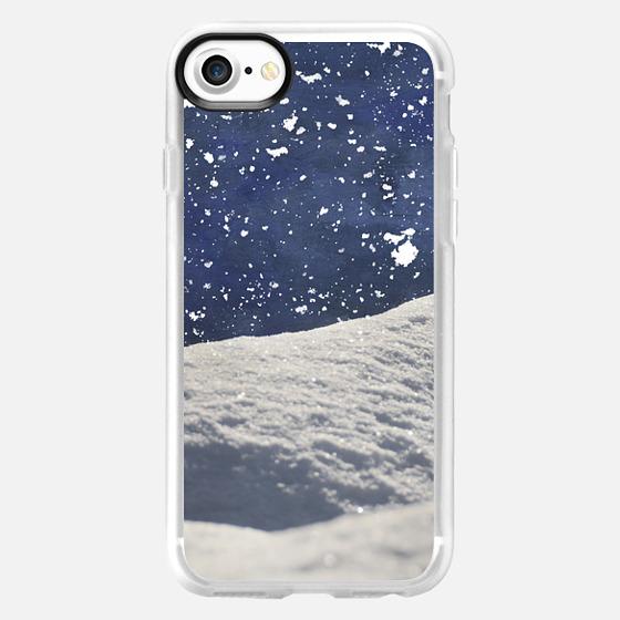 Snow Time - Wallet Case