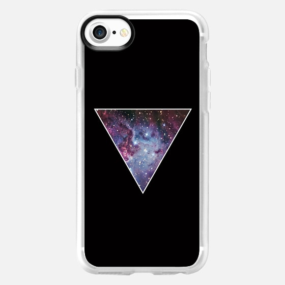 Galaxy Hipster Space Triangle -