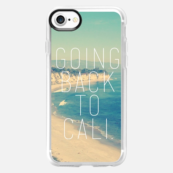 Going Back To Cali Vintage Instagram Beach -