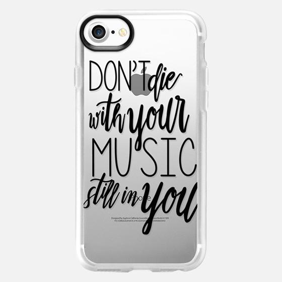 Music Still in You - Wallet Case