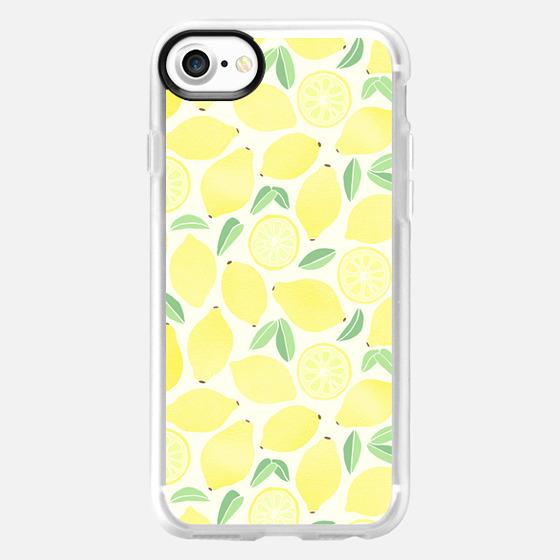Summer Lemons - Wallet Case