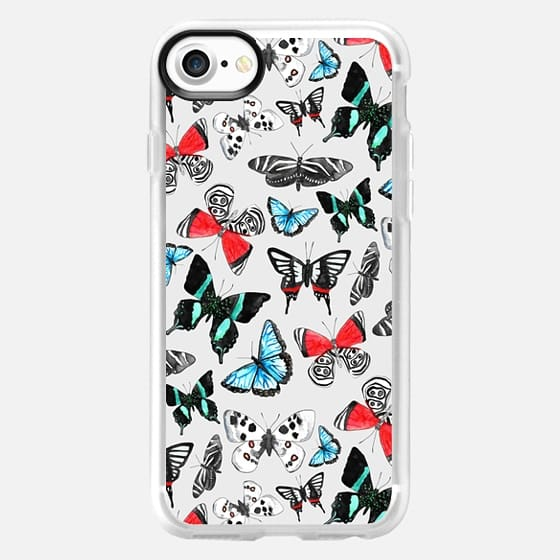 Float Like a Butterfly - Classic Grip Case