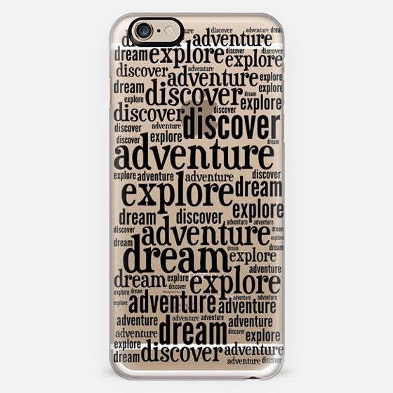 explore adventure  - Classic Snap Case