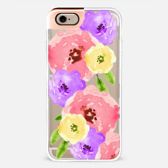 flower garden metal luxe -