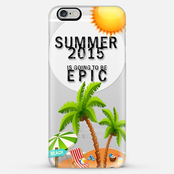 summer 2015 - Classic Snap Case