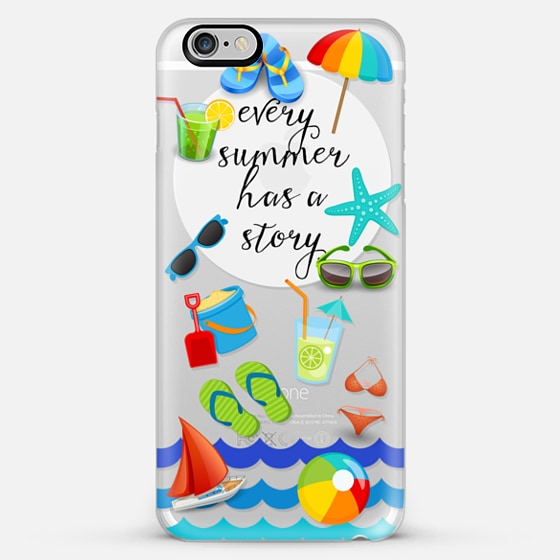 every summer has a story - Classic Snap Case