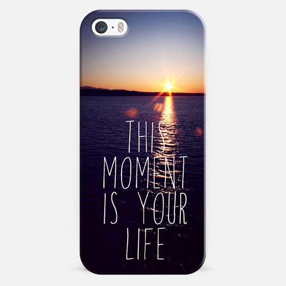 this moment is your life - Classic Snap Case