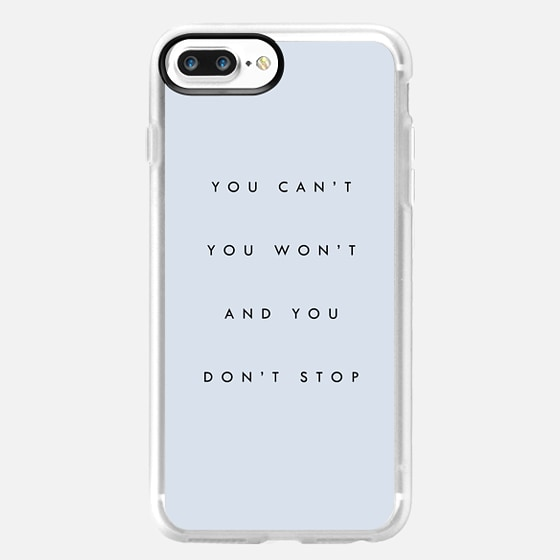 Can't Stop -