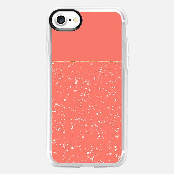 XVI - Peach 1 - Wallet Case