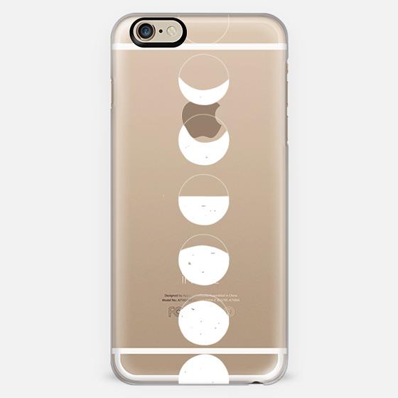 Moon Phases - White -