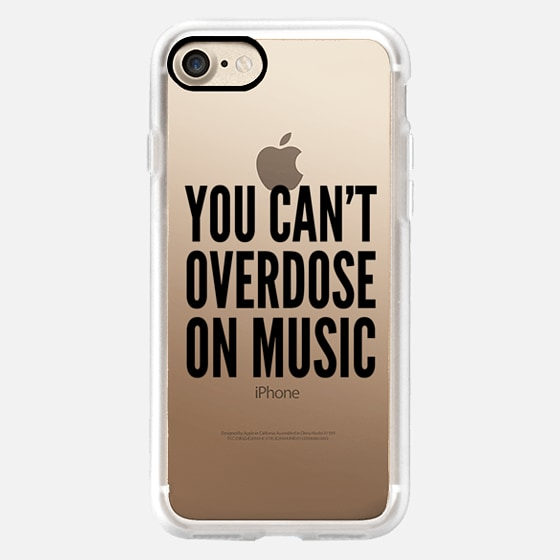 can t play music on iphone you can t overdose on black transparent 2479