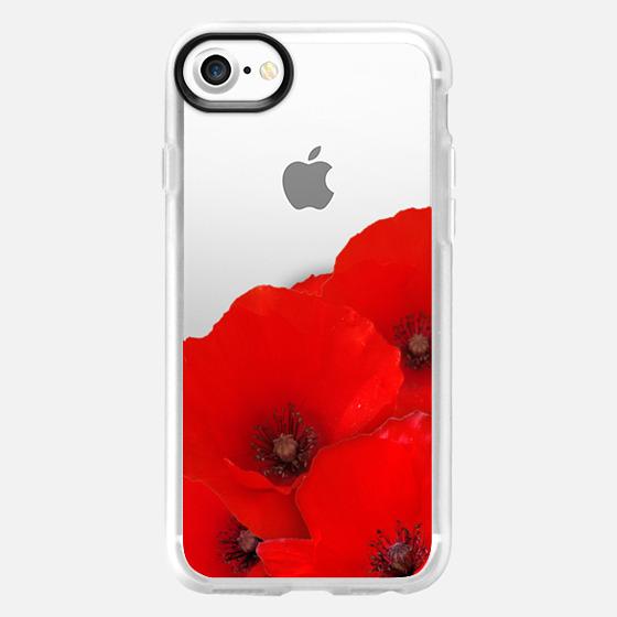 Poppies #2 - Wallet Case