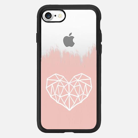 Geometric Heart n.1 -