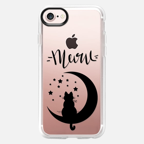 The Cat and the Moon n.1 - Classic Grip Case