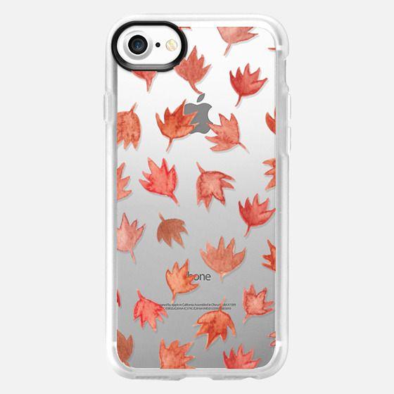 Falling Autumn Leaves  - Classic Grip Case