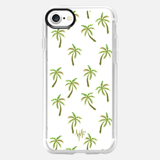 Palm Trees Case by Wonder Forest -