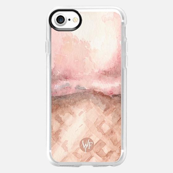 Ice Cream Everywhere - Strawberry by Wonder Forest - Wallet Case