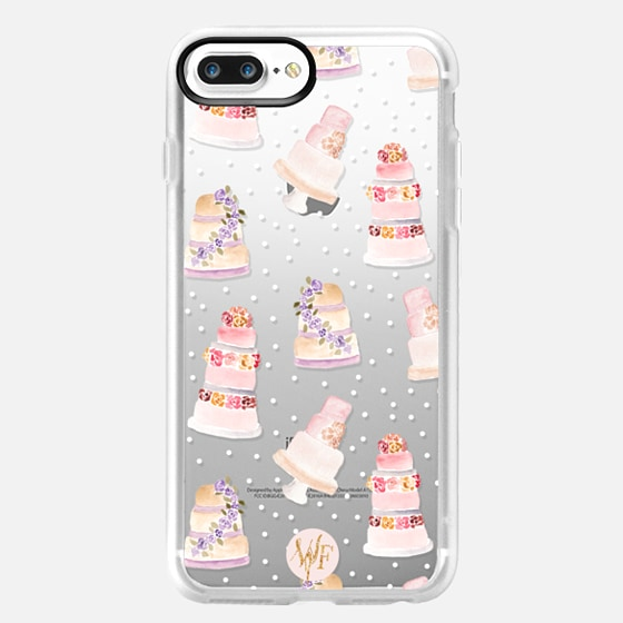 Wedding Cakes Case by Wonder Forest -