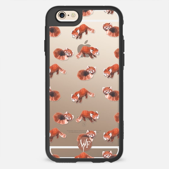 Red Panda Party by Wonder Forest iPhone 6s Case by wonder forest ...
