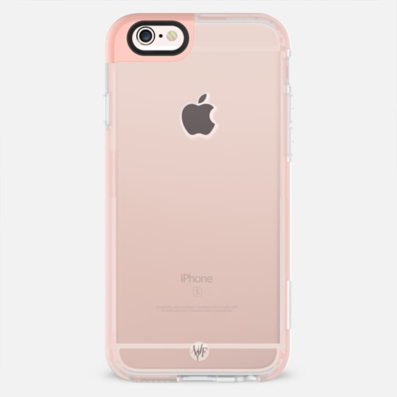 Rose Gold - Simply Solid iPhone Case by Wonder Forest - New Standard Pastel Case
