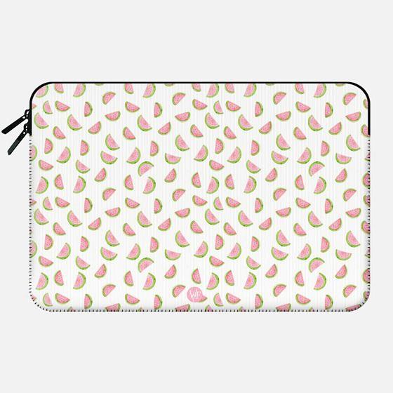 Wonder Forest Watermelons Macbook Case -