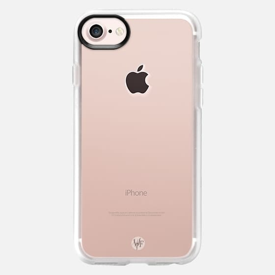 Rose Gold - Simply Solid iPhone Case by Wonder Forest -
