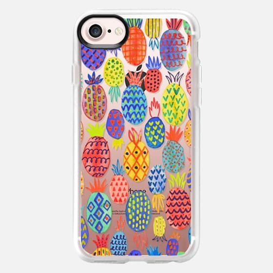 Happy pineapples - Snap Case
