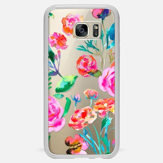 Flowers bouquet - Classic Snap Case