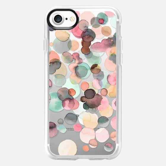 Pastel color drops - Snap Case