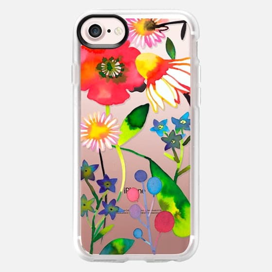 Spring flowers - Snap Case