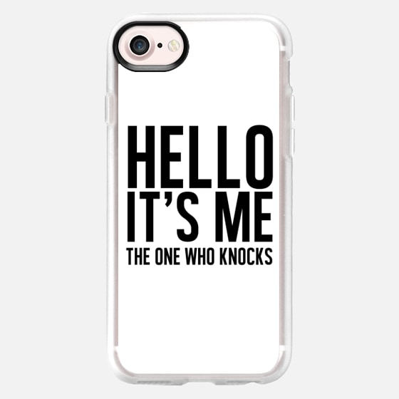 Hello, It's Me...The One Who Knocks.  - Wallet Case