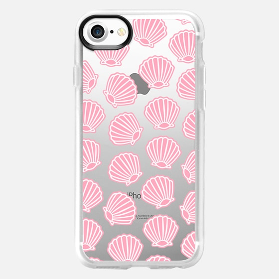PINK CLAM SHELLS -