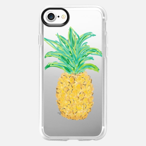 Pineapple - Transparent/Clear background -