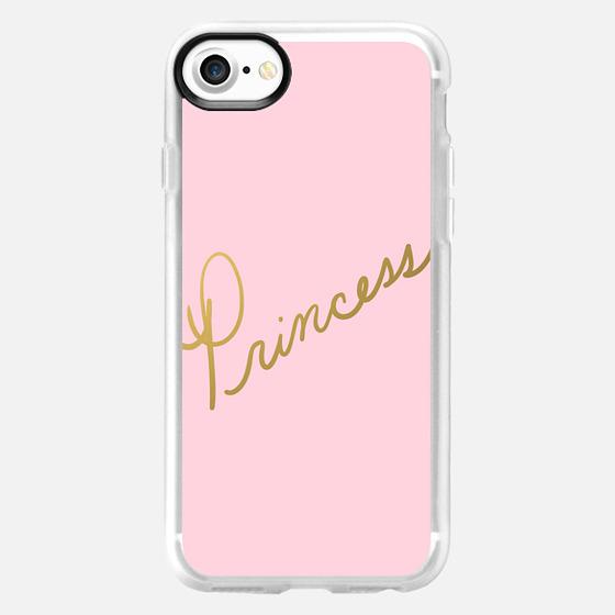 Princess (pink) - Wallet Case
