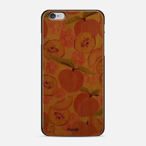 Peaches - Classic Snap Case