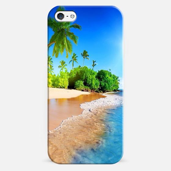 Dream Beach -Johnny- - Classic Snap Case