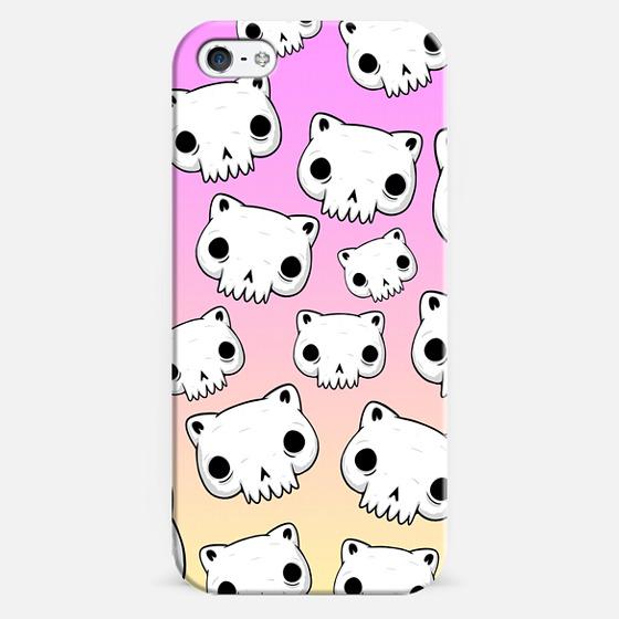 Cat Skulls - Classic Snap Case
