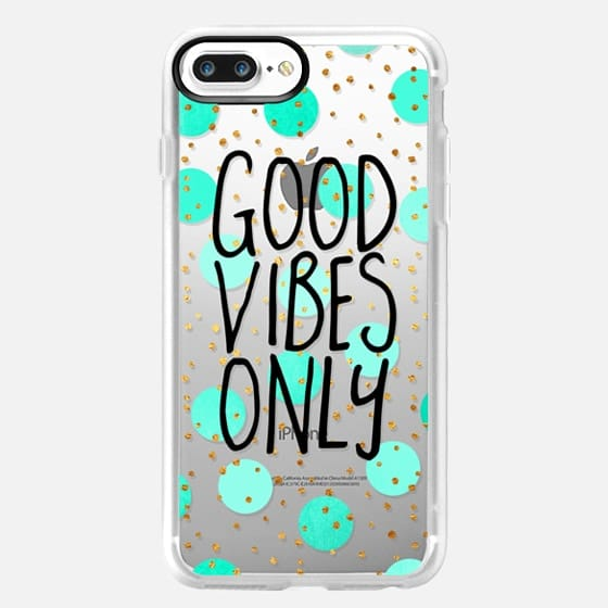 Good Vibes Only / Transparent -