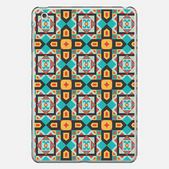Ethnic Moroccan Motifs Seamless Pattern 14 - Photo Cover