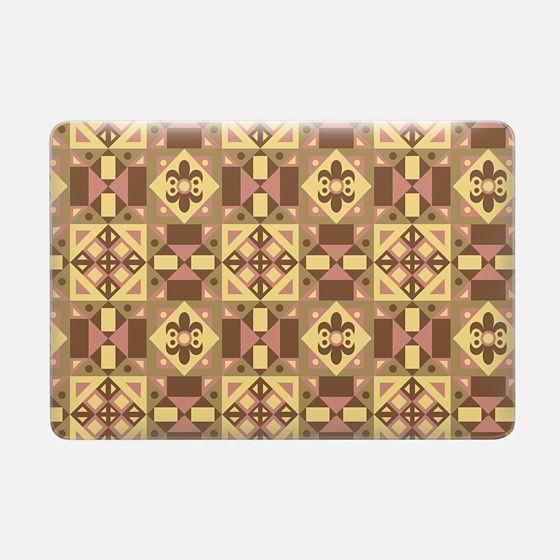 Ethnic Moroccan Motifs Seamless Pattern 15 by Haidi Shabrina -