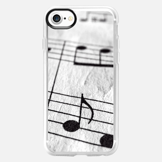 Sheet Music - Wallet Case