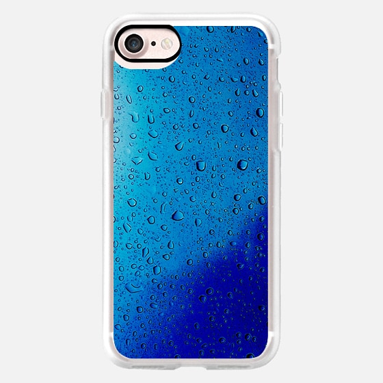 Rain Drops by Dogford Studios for Casetify