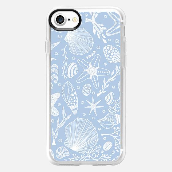 Sea Shells - Wallet Case