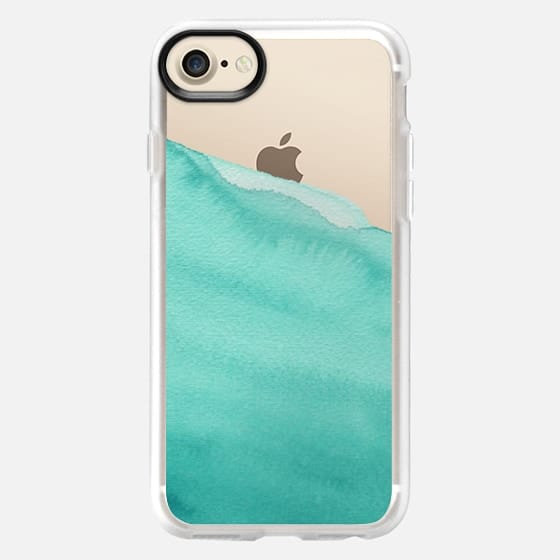 Dipped in Jade - Snap Case